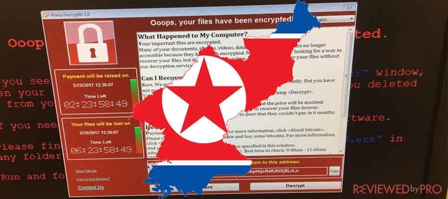 WannaCry North Korea