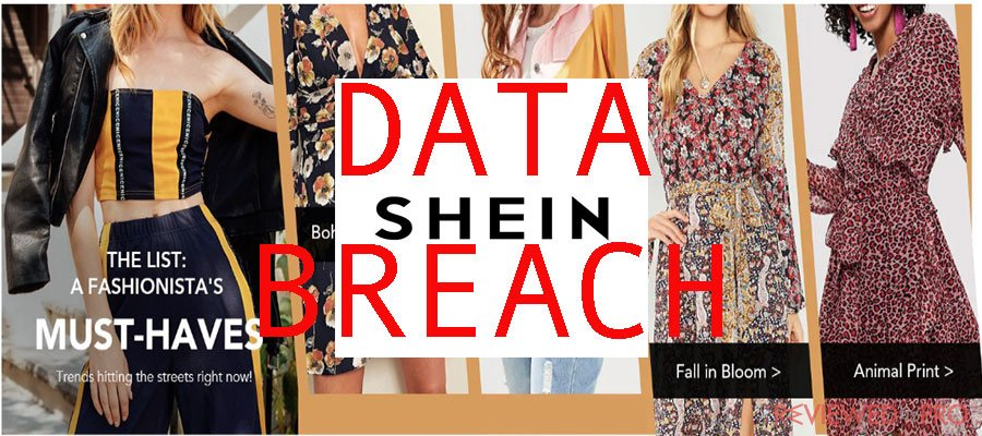 6.5 million users affected during the SHEIN data breach