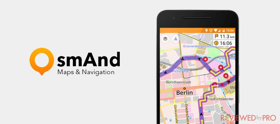 alternetive to google maps open osmand