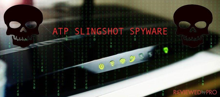 ATP Slingshot spyware