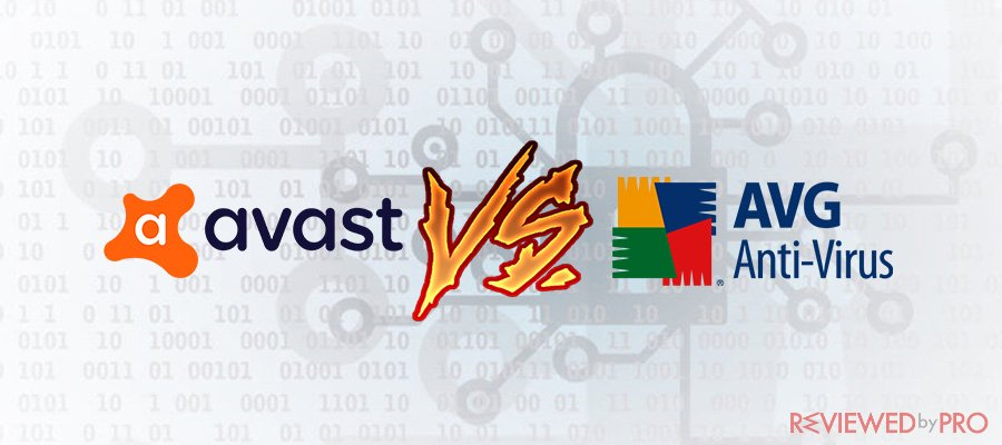 Avast VS AVG