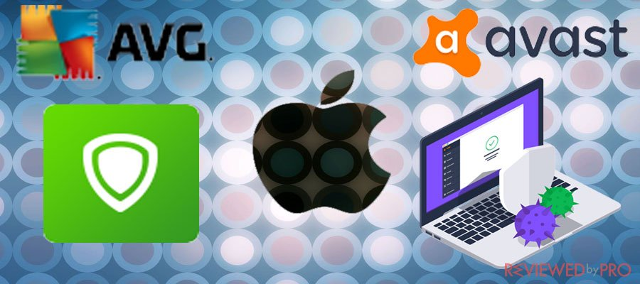 AVG Antivirus for mac VS Avast mac security