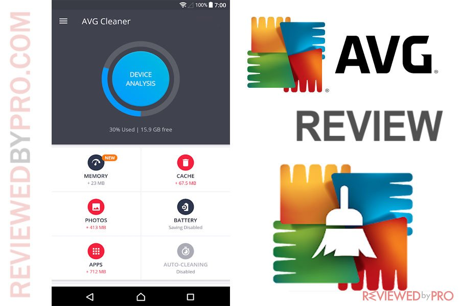 What is AVG Cleaner Pro APK?
