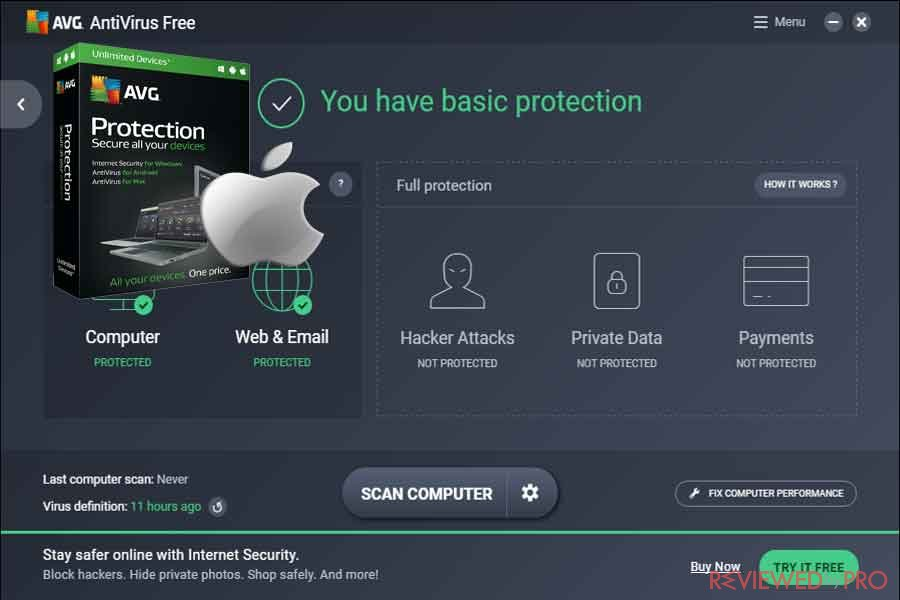 avira free download mac 10.9.5