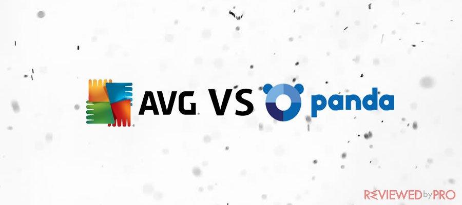 AVG VS Panda