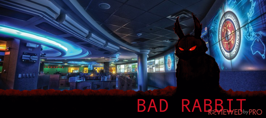 Bad Rabbit was found to include EternalRomance exploit