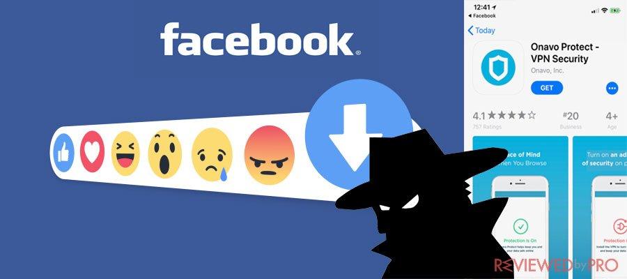 Vampiric Facebook VPN Onavo