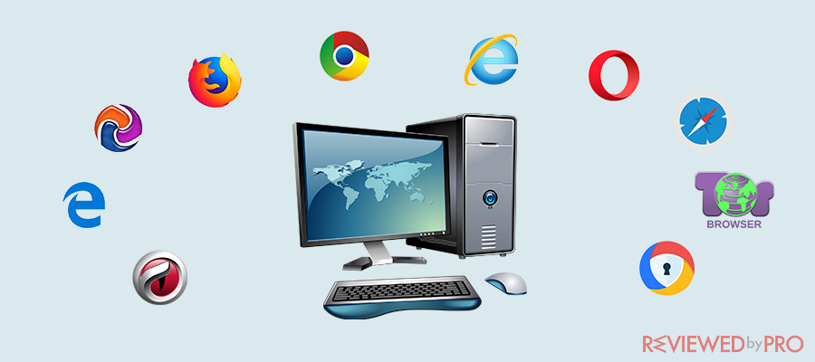 Best and Most Secure Web Browsers of 2019
