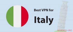 Best VPN for Italy in 2021