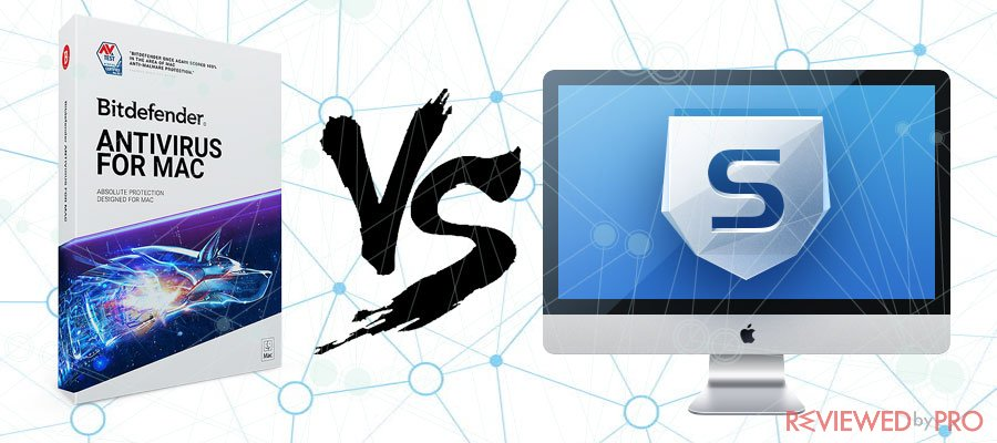 Bitdefender Antivirus for Mac VS Sophos Antivirus for Mac