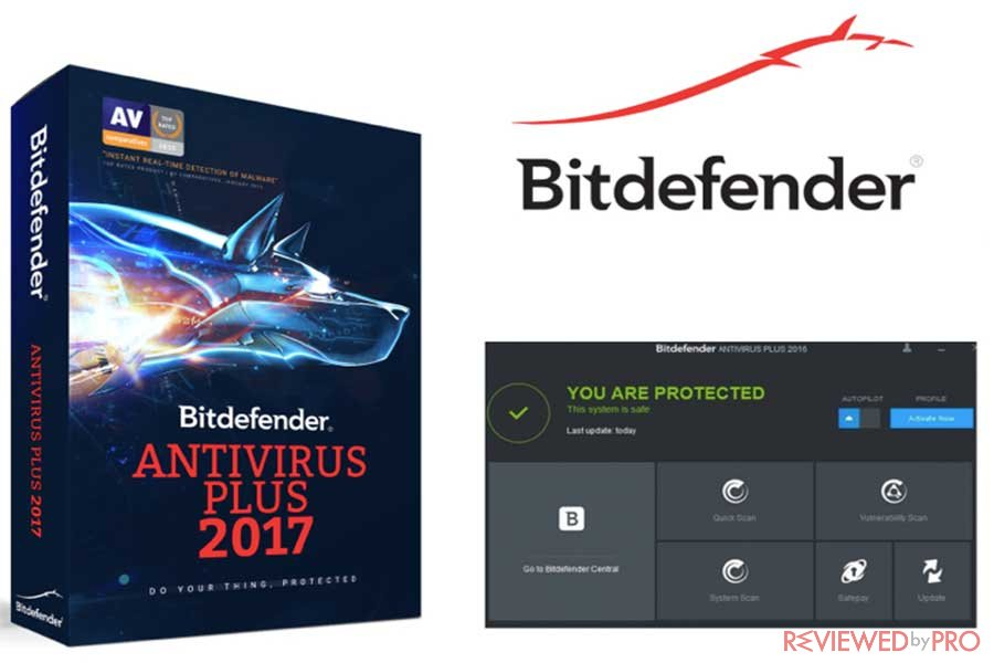 Bitdefender cybersecurity
