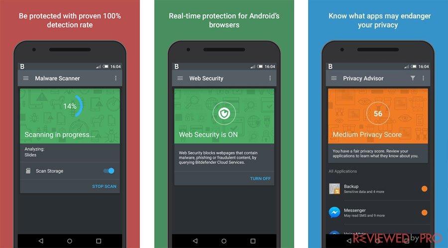 Bitdefender VS Norton (for android)