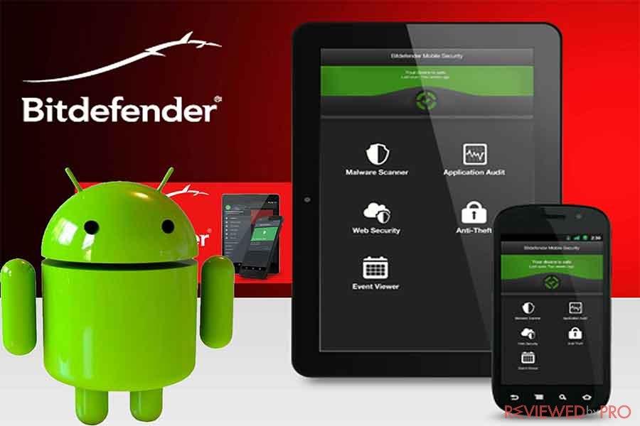 Bitdefender mobile