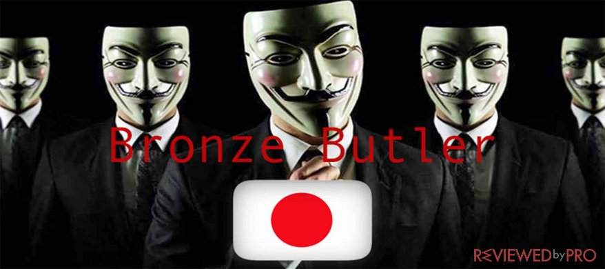 bronze butler japan business