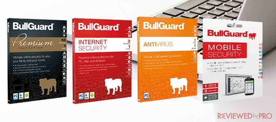 BullGuard Free Trials