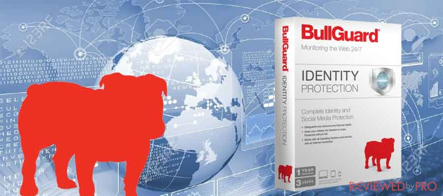 BullGuard ID protection