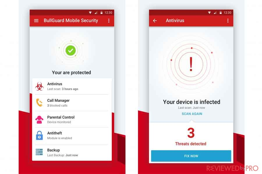 Bullguard Mobile for Android