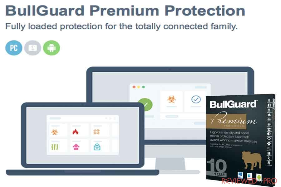 BullGuard Family protection