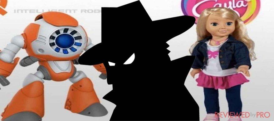 genesis toys spy children