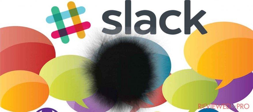 Slack platform patched