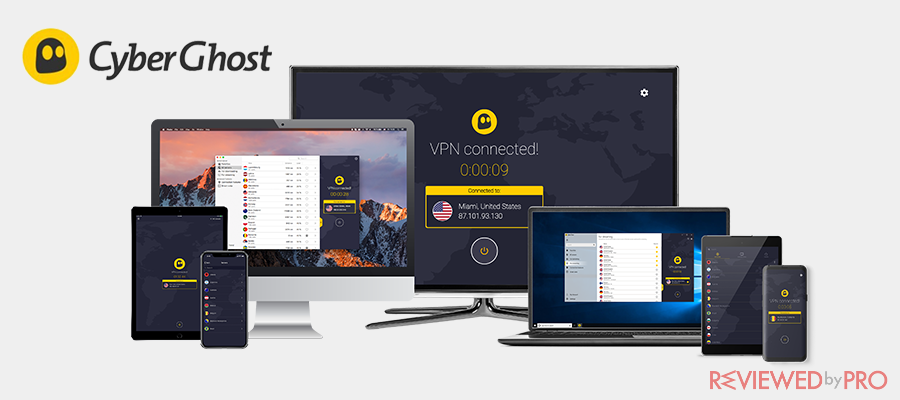 cyberghostvpn review