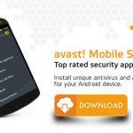 Norton vs Avast (android) snapshot