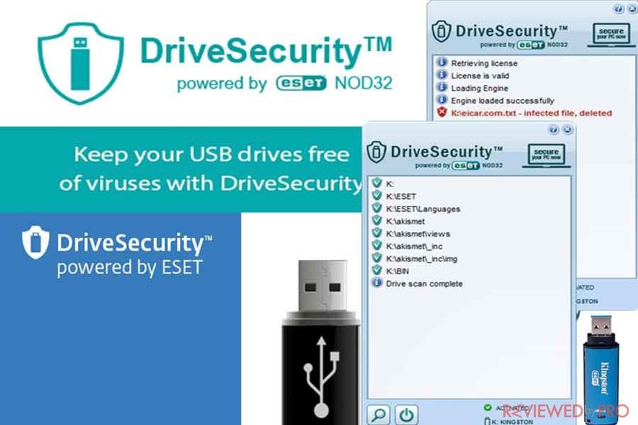 Drive Security ESET