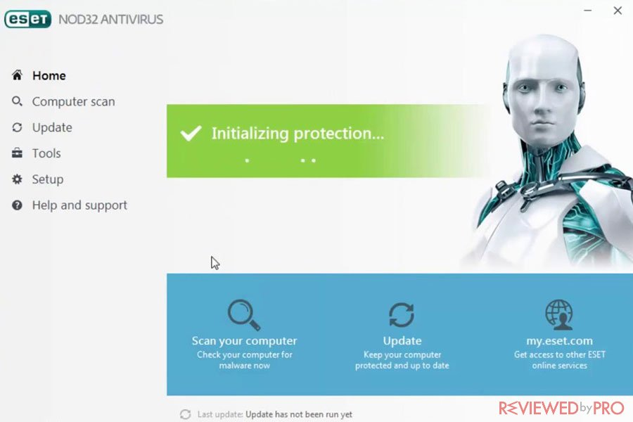 ESET Installation