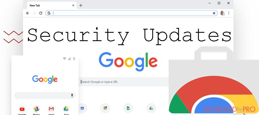 Google Chrome adds 5 security updates