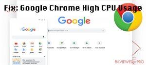 Google Chrome Helper high CPU usage on Mac