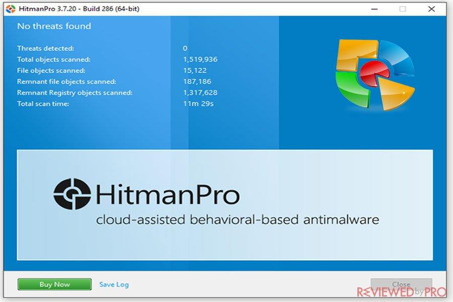 HitmanPro Cloud Technology