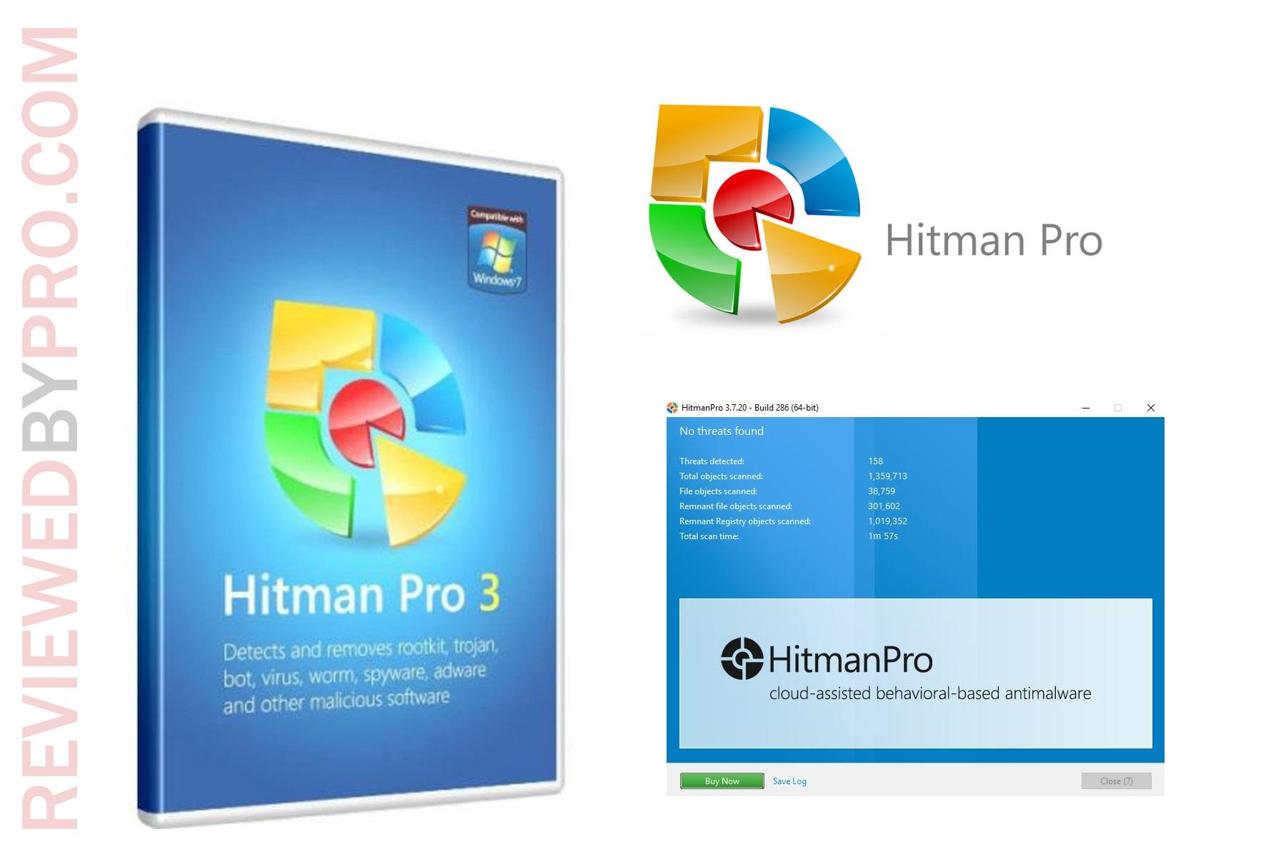 HitmanPro AntiMalware