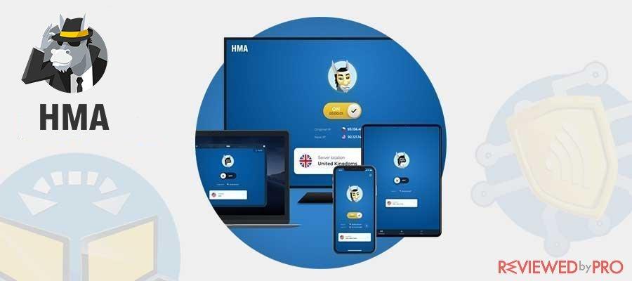 HMA VPN review 2020