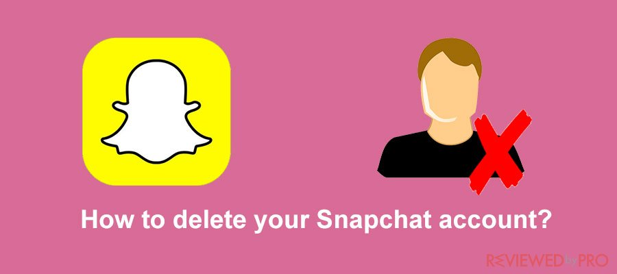 How to deactivate or delete your Snapchat account?