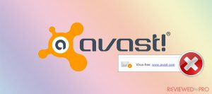 How to remove Avast email signature?