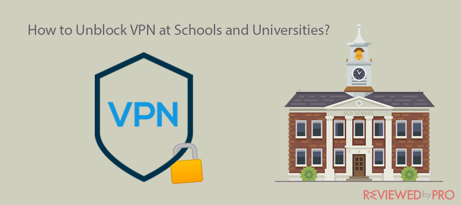 How to Unblock VPN at Hotel, Schools and Universities?
