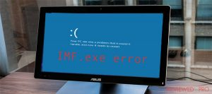 Imf.exe in your taskbar. What is it and how to remove it