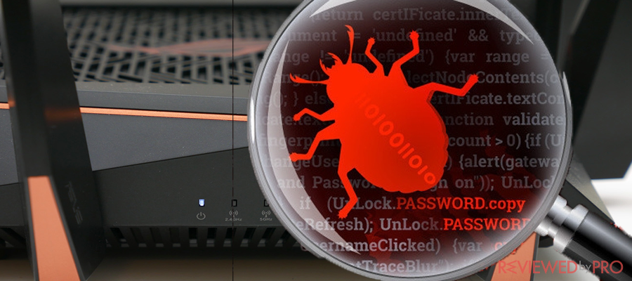 New malware hits via infected routers