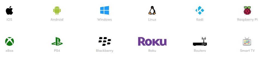 ivacyvpn apps