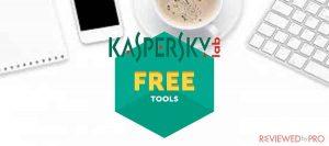 Kaspersky Free Security Tools