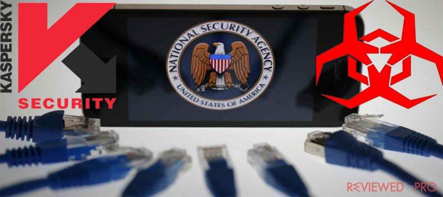 kaspersky NSA leak