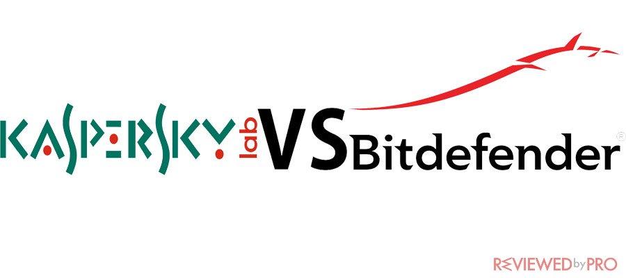 Kaspersky VS Bitdefender (2019 update)