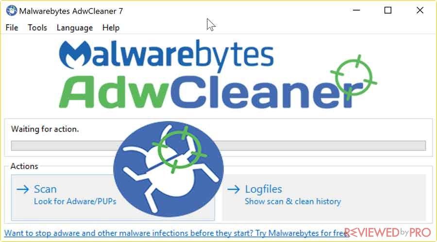 malwarebytes adw cleaner