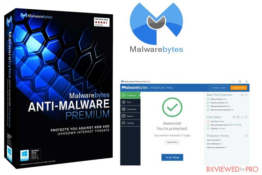 Malmarebytes anti-malware