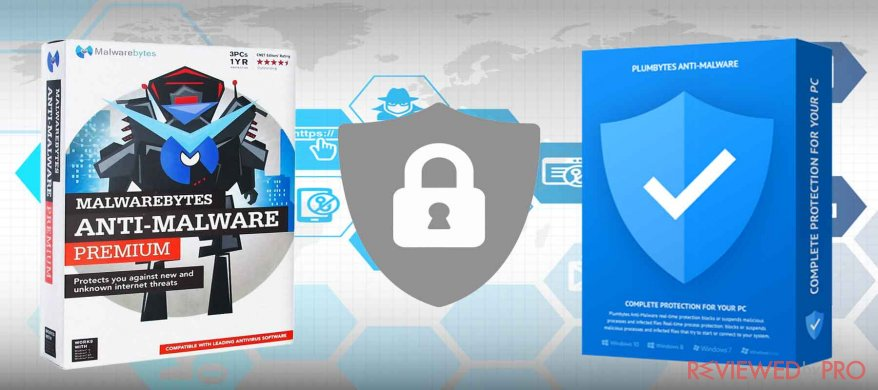 Malwarebytes VS Plumbytes