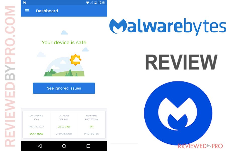 malwarebytes free trial for android