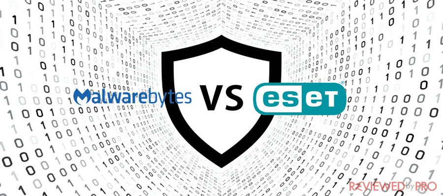 Malwarebytes VS ESET (2019 update)