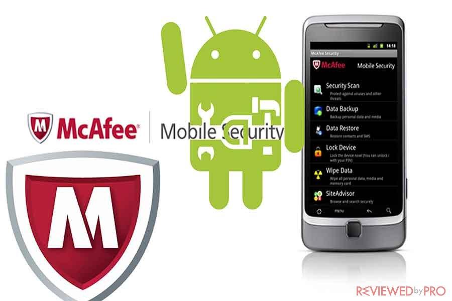 McAfee mobile