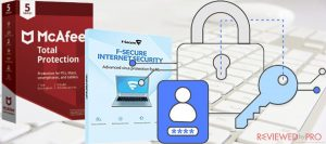 McAfee Total Protection 2018 VS F-Secure Internet Security 2018