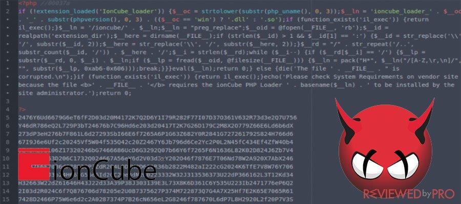 New ionCube Malware threatening WordPress users